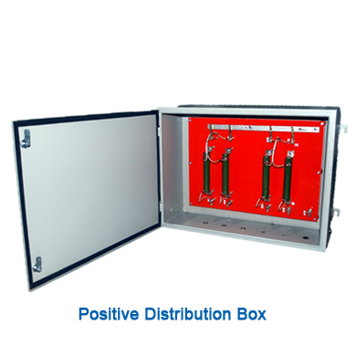 Positive Distribution Box